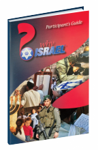 Why Israel - Participant's Guide - book to accompany DVD set